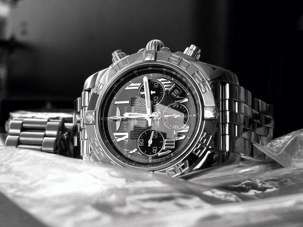 De geschiedenis van het horlogemerk Breitling